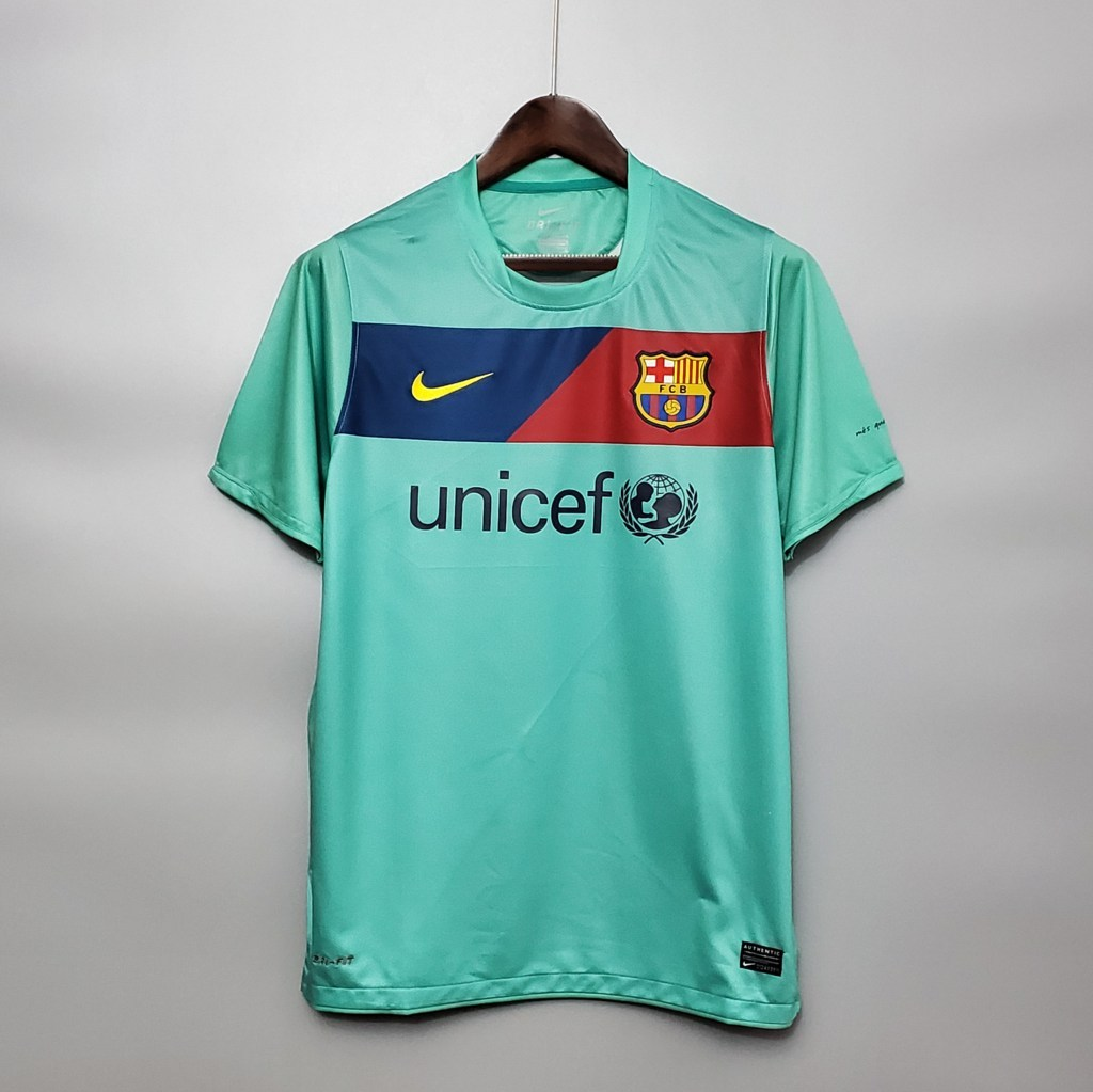 Barcelona Away 2010/2011 - Classic Retrokit